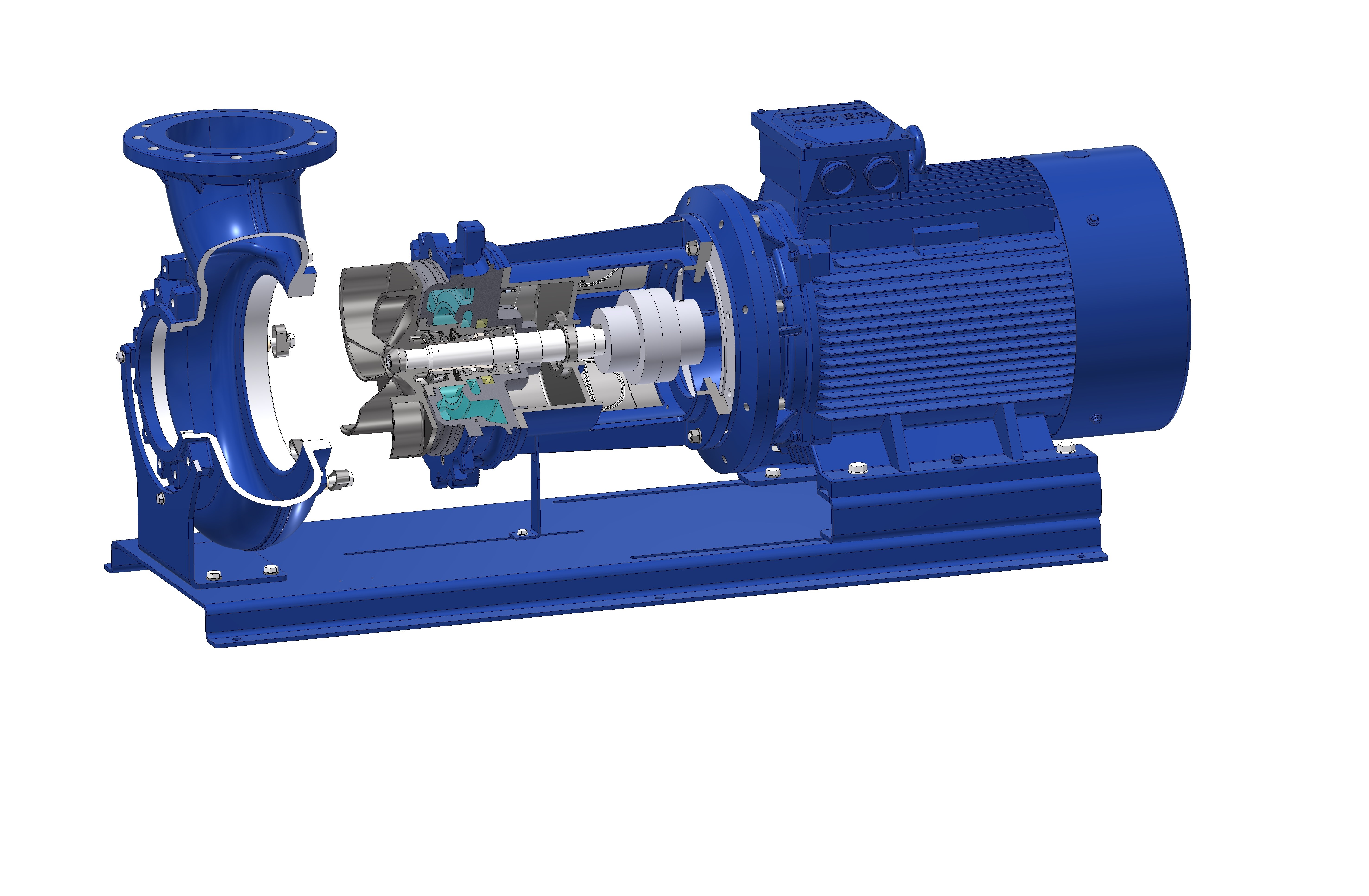 S-WN wastewater pump