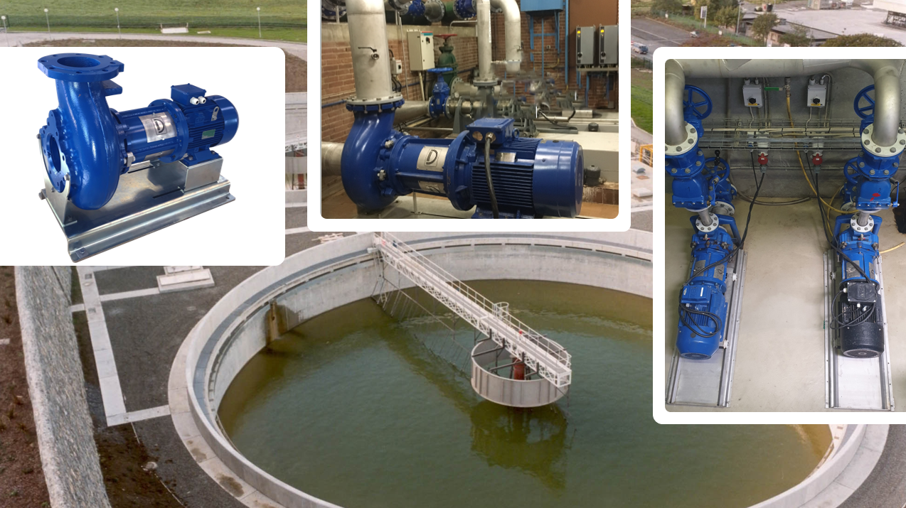 Wastewater pump applications