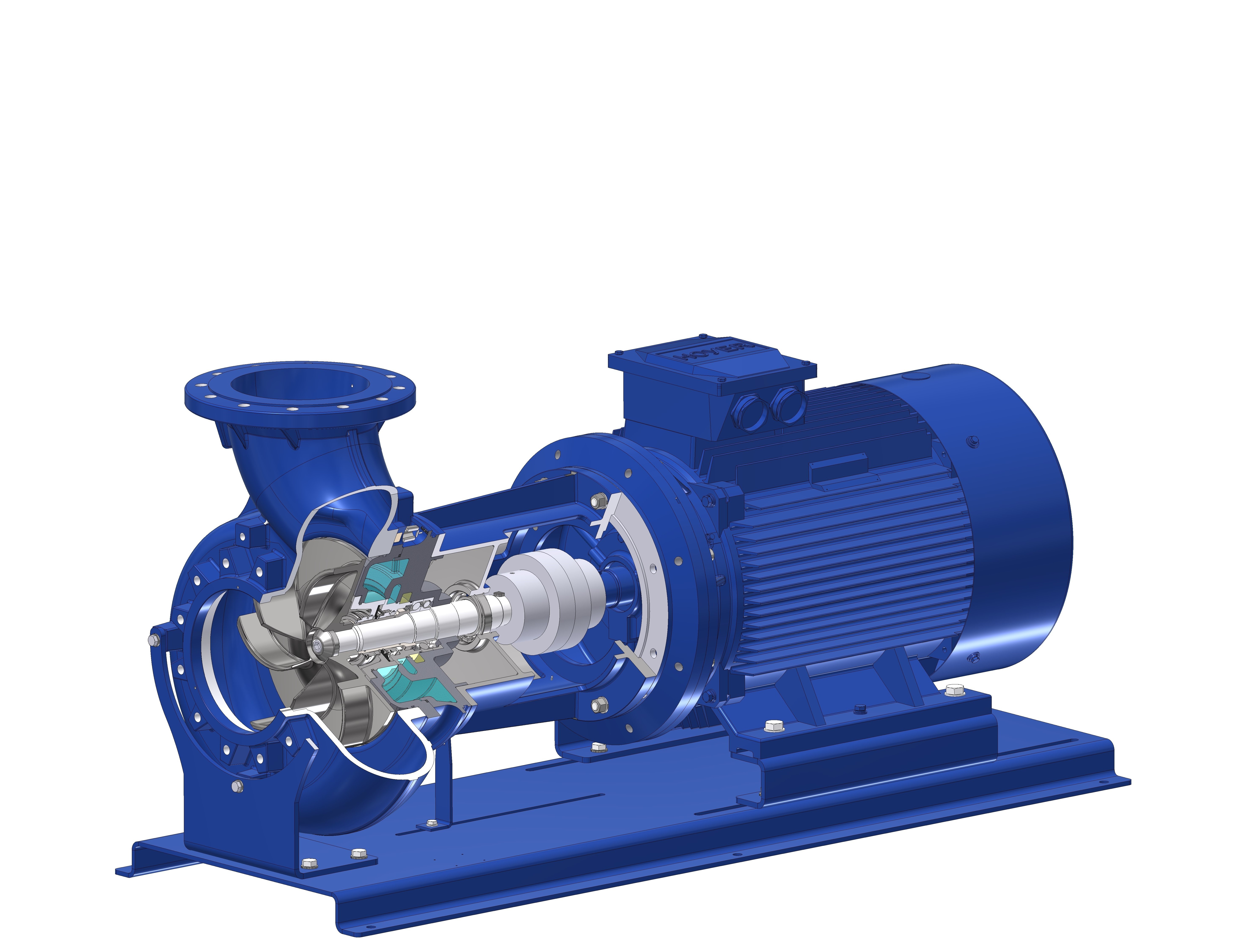 S-WN open pump